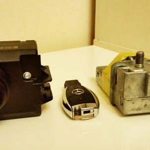 メルセデスベンツ W204 W207 W212 ESL ELV 修理の巻きです。の画像