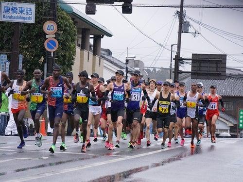 マラソン びわ湖