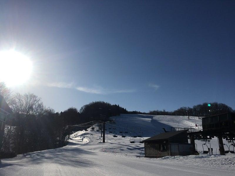 湯殿 山 スキー 場