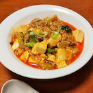 青梗菜マーボ豆腐♪菜花のお浸し♪の記事より