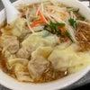 もやしワンタン麺!【喜楽(きらく)】《渋谷/昼》の画像