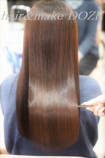 お一人おひとりのお客様に合わせた髪質改善プレミアムトリートメント!