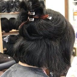画像 くせ毛多毛をカットだけでコンパクトなボブに! 縮毛矯正断捨離スタート の記事より 3つ目