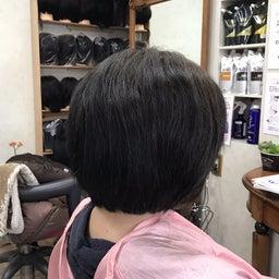画像 くせ毛多毛をカットだけでコンパクトなボブに! 縮毛矯正断捨離スタート の記事より 6つ目