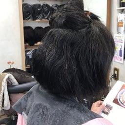 画像 くせ毛多毛をカットだけでコンパクトなボブに! 縮毛矯正断捨離スタート の記事より 4つ目