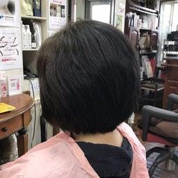 画像 くせ毛多毛をカットだけでコンパクトなボブに! 縮毛矯正断捨離スタート の記事より 7つ目