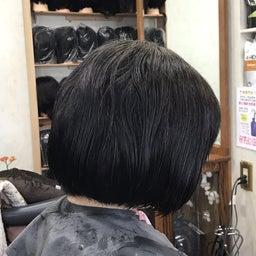 画像 くせ毛多毛をカットだけでコンパクトなボブに! 縮毛矯正断捨離スタート の記事より 5つ目