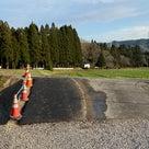 【完成】農園への入り口道路が拡張されました。の記事より