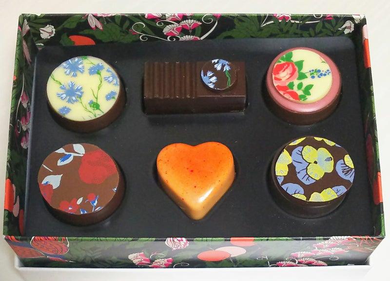 高島屋 チョコレート