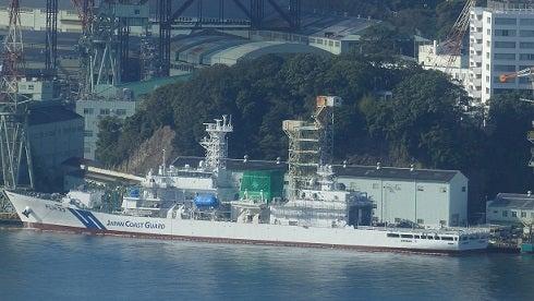2020年2月・就役した巡視船「れいめい(PLH-33)」の建造中の写真 ...