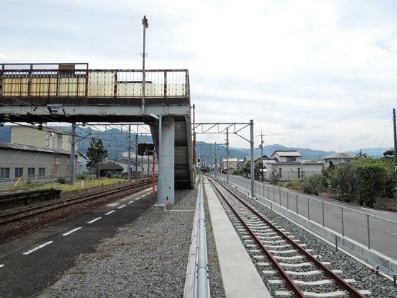 予讃線・北伊予駅