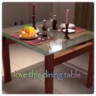 DIY ダイニングテーブルの作製の記事より
