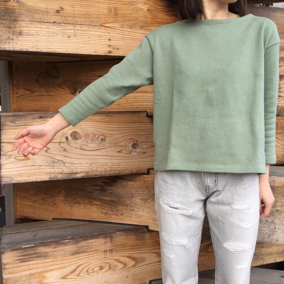 【LADYS】ジョンブル春カラーTシャツの記事より