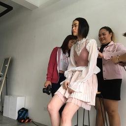 画像 【Philippines】MIHO×撮影③フェミニン系の撮影 の記事より 4つ目