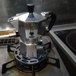 エスプレッソコーヒーはマキネッタで入れてみようの画像