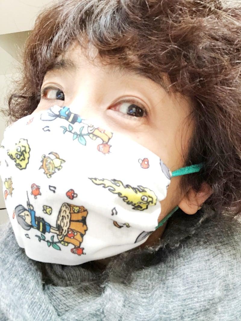 ストッキング 手作り マスク