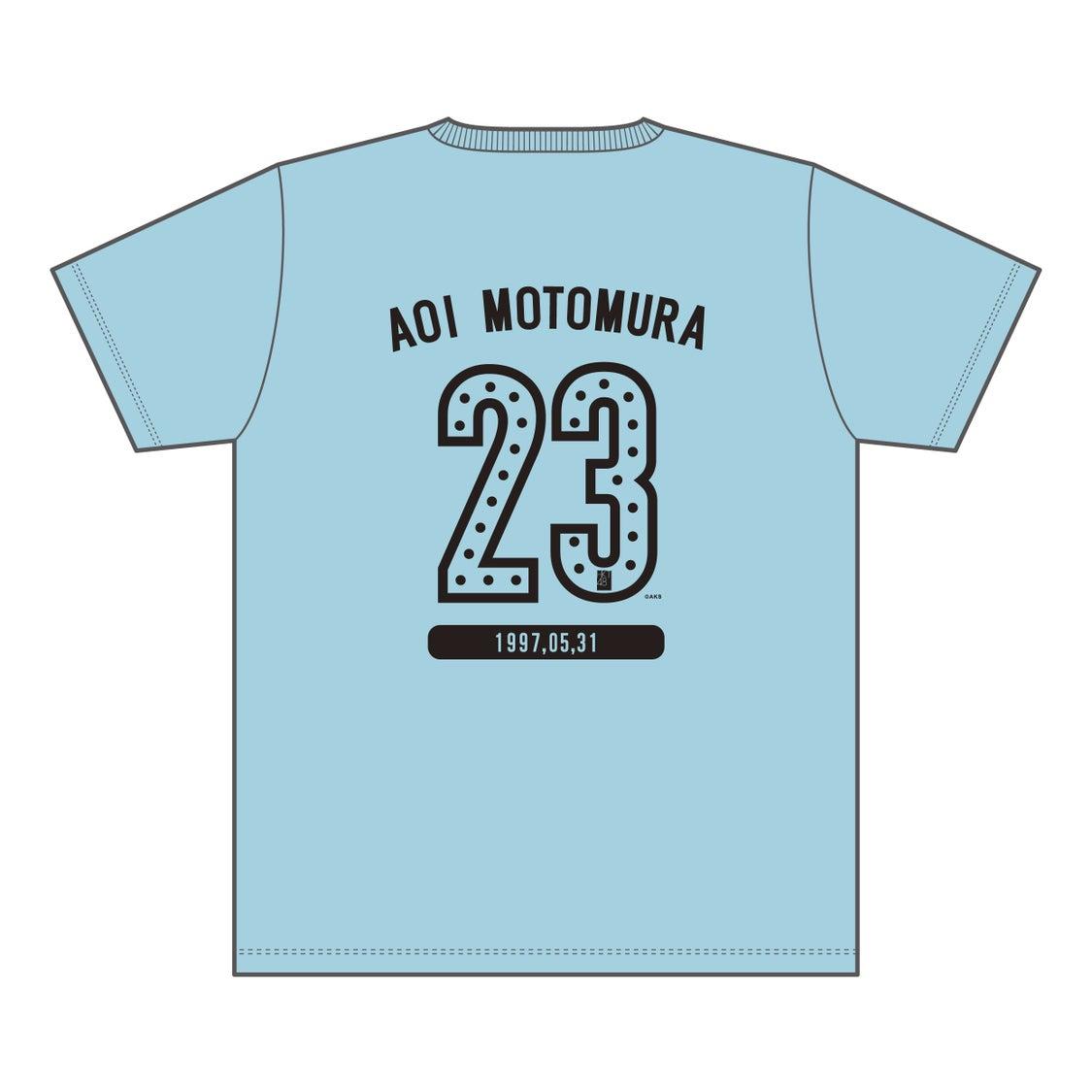 HKT48 2020年5月度メンバーデザイン生誕記念Tシャツ及びマフラータオル販売のお知らせの記事より