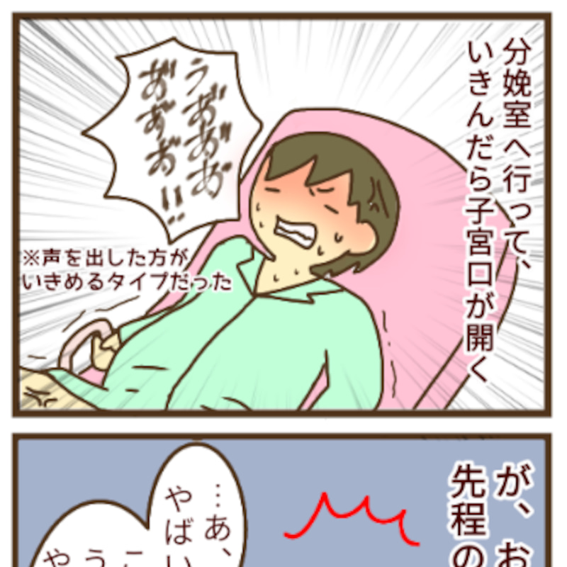 子宮 口 開き 方