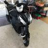 DIO110 タイヤ交換の画像