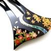 べっ甲桜楓文流水螺鈿金蒔絵かんざし2020|春夏秋冬、日本の四季の美を凝縮。訪問着など準礼装の装の画像