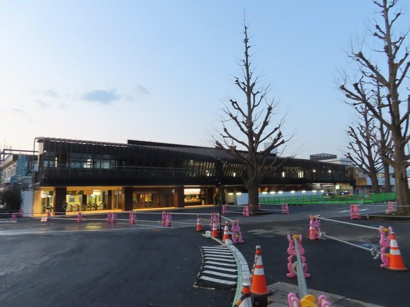 JR・上野駅の「公園口」が、「移設」して新しくなりました | さん ...