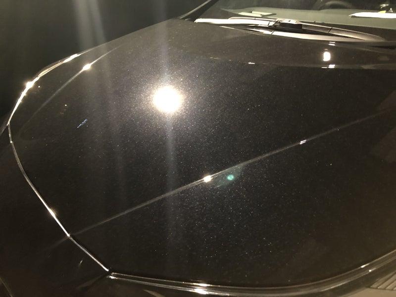 トヨタ50系プリウス研磨前