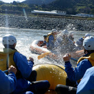 静岡富士川ラフティングツアー! 2020.3.20.PMの記事より