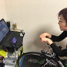 zwift@Yorkshire(DST20km)の記事より