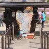 オブジェ色々。三田市花のじゅうたん(4月中旬オープン)の画像