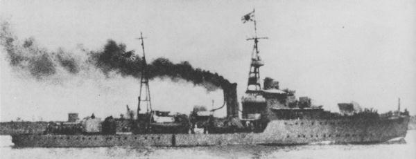 海軍艦艇つれづれ大日本帝国・中華民国・中華人民共和国で艦隊旗艦を務めた砲艦「宇治」