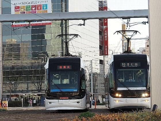 富山駅 南北接続