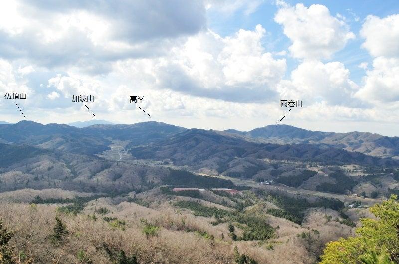 鶏足山・焼森山156