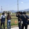 NHK大津取材♪&FPV法規レースコース♪の画像
