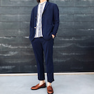 【MENS】・melple & johnbullの記事より