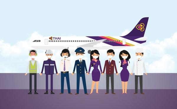 運航 状況 航空 タイ