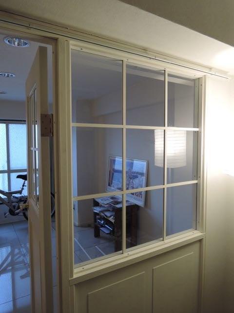 窓やドアのガラスをお洒落にする方法!の記事より
