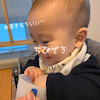 【子育て】次男坊9ヶ月!成長キロクと離乳食の椅子の画像