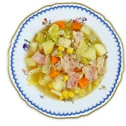 春野菜たっぷり!おかずスープ