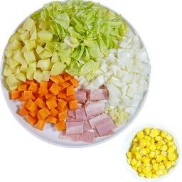 画像 春野菜たっぷり!おかずスープ ワンランクアップさせる3つのポイント の記事より 6つ目