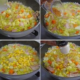 画像 春野菜たっぷり!おかずスープ ワンランクアップさせる3つのポイント の記事より 10つ目