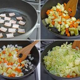 画像 春野菜たっぷり!おかずスープ ワンランクアップさせる3つのポイント の記事より 7つ目