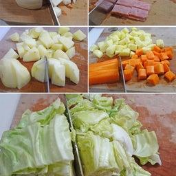 画像 春野菜たっぷり!おかずスープ ワンランクアップさせる3つのポイント の記事より 5つ目
