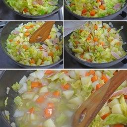 画像 春野菜たっぷり!おかずスープ ワンランクアップさせる3つのポイント の記事より 9つ目