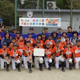画像 新コロに負けるな! 学童野球NSジュニア選手募集です!! の記事より 4つ目