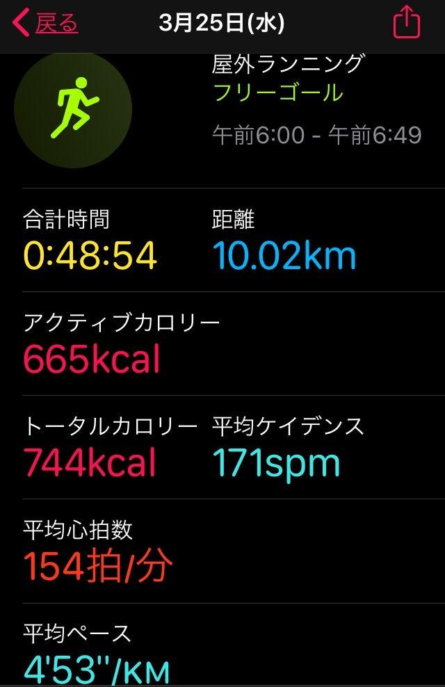10 キロ ランニング カロリー