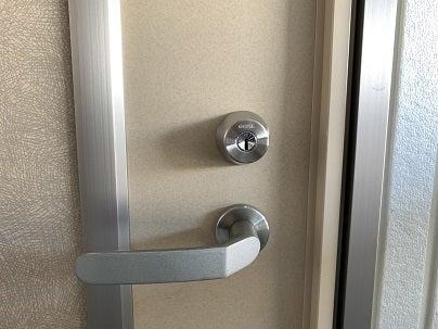 玄関の鍵交換の記事より