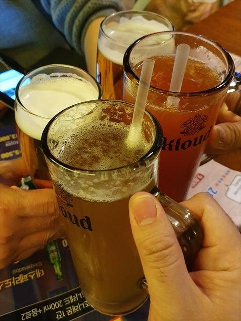 ストロー ビール