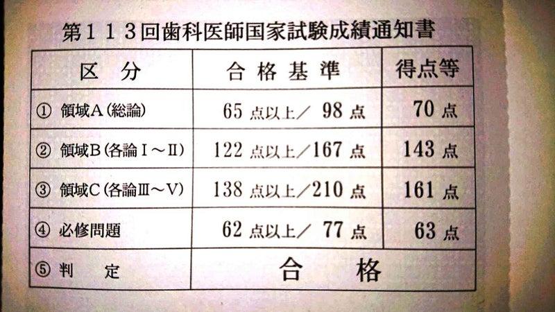 試験 114 国家 回 医師 歯科