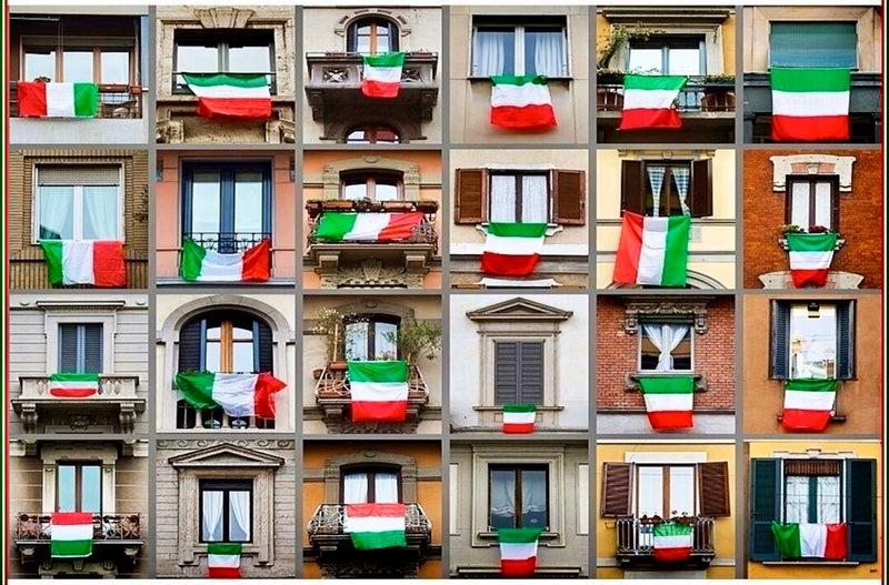 頑張れ イタリア 語
