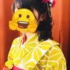 袴&ハーフアップの画像